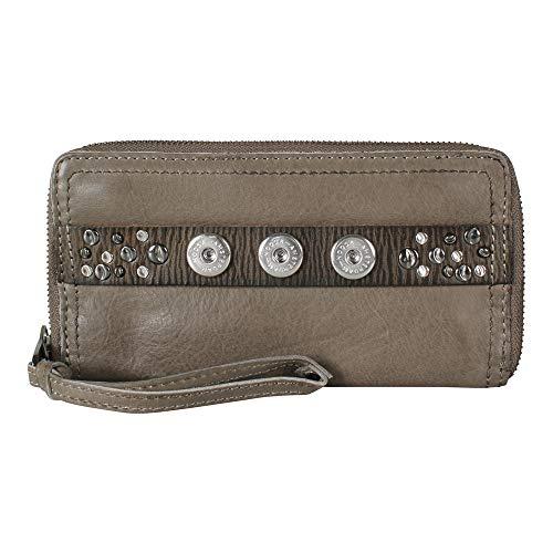 Noosa Damen Geldbörse Classic wallet BCW-3001 grau