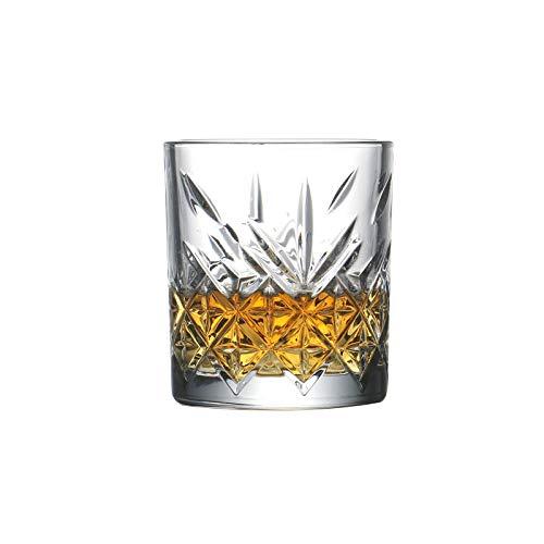 KAILIDE Whiskey glas beker 7 oz loodvrij kristal drinkbaar whisky wodka proeverij beker