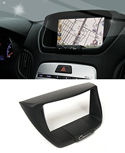 """Price comparison product image Jycshop 7 ~ 8inch 7"""" 8"""" GPS Dash Fascia About Trip integrated 4-pc Set For 08 09 10 11 Hyundai Genesis Coupe"""