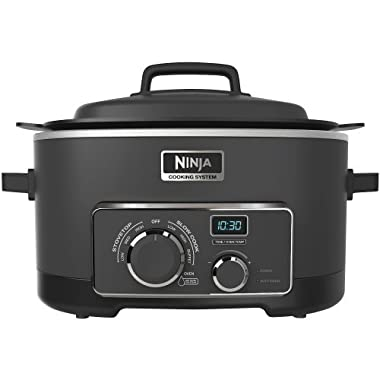 Ninja 3 in 1 Cooking System in Classic Black