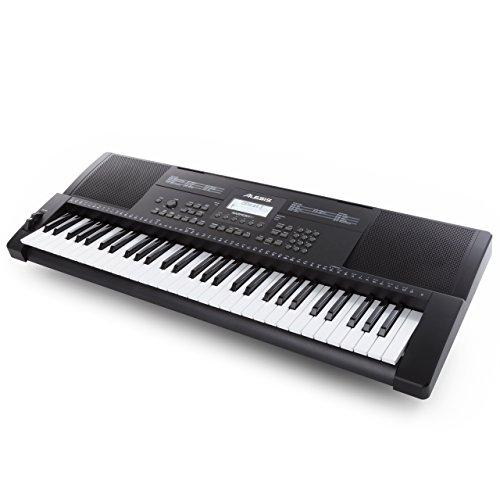 Alesis Harmony 61 Portables Tasten Keyboard mit eingebauten Lautsprechern