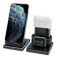 Caricabatterie wireless Seneo 3 in 1