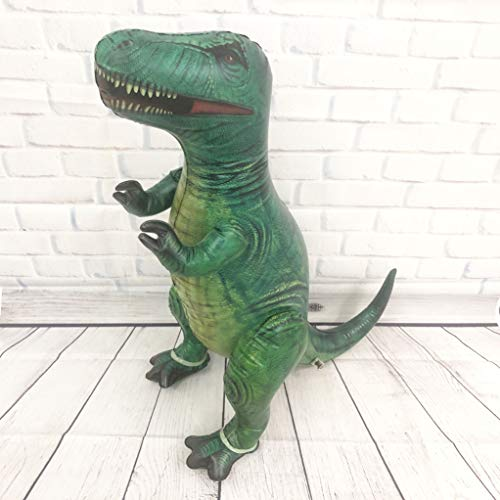 "Inflatable Tyrannosaurus Rex, 60"" Tall"
