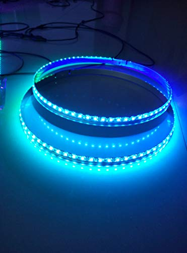 NOT 1 Set (After-Sales) Dream Chasing Color LED Wheel Ring Light Bluetooth Control for 1 Light