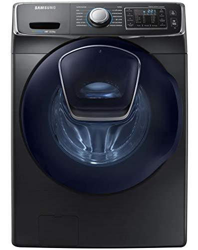 Lave linge hublot 16 Kg Samsung WF16J6500EV - Lave linge Frontal - Essorage 1200 tr/min - Départ différé - Affichage temps restant - 74 dB - Pose libre - Classe énergétique A++
