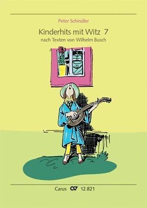 Kinderhits mit Witz Band 7 : für Kinderchor und Klavier (Rhythmusgruppe ad lib) Klavier-Partitur