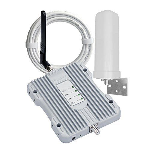 SolidRF BuildingForce 4G-M Cell Phone Signal Booster 3G 4G LTE Cell Phone Booster Mobile Phone...