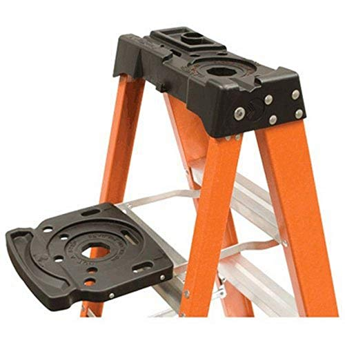 escalera plegable fibra vidrio fabricante Louisville Ladder