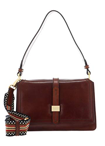 The Bridge Story Donna Shoulder Bag Marrone