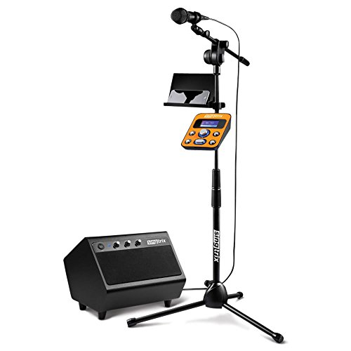 Singtrix (SGTX1S - Party Bundle Premium Edition Home Karaoke System, Studio Effects