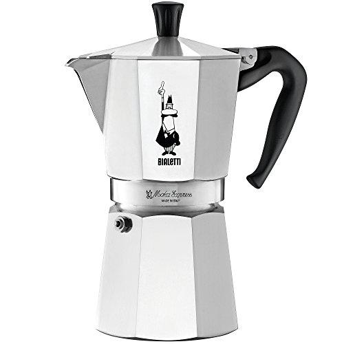9 Cup Moka