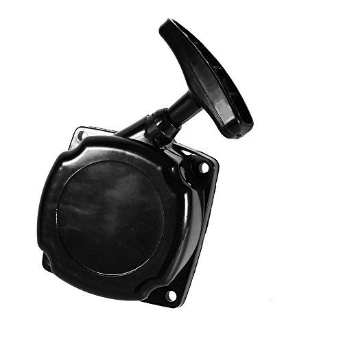 Pull Start Starter, Recoil Pull Starter Start Mini Pocket Pit Chopper Dirt Bike ATV Scooter 33 43 47 49CC