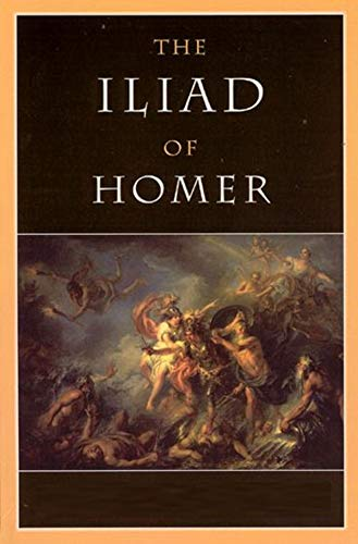 The Iliad of Homer (Annotated) (English Edition)