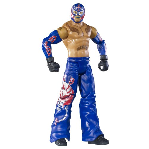 WWE Reglas extremas - Figura de Rey Mysterio