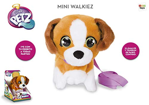 Mini Walkiez Beagle IInteractief Hondje