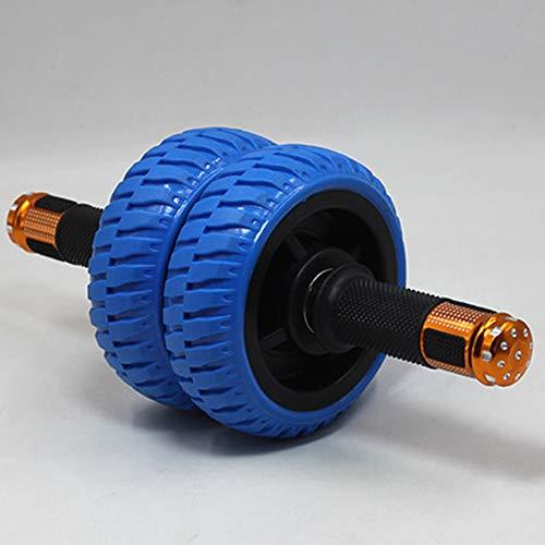 Muskel Fitness Bauchmuskelrad Ab Roller Für Die Übung Fitnessstudio Fitnessgeräte Fitnessgeräte Trainieren Fit Anfänger Indoor Fitness Büro Muskeln Aufbauen,Blau