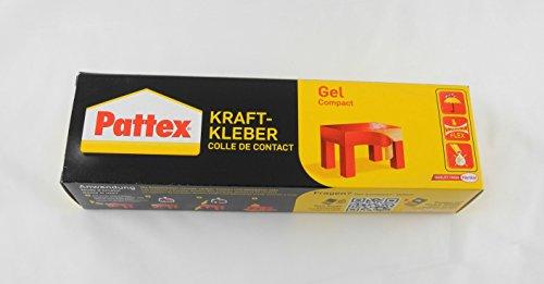 Pattex Spar-Set: 2x Kraftkleber Gel Compact 50 g