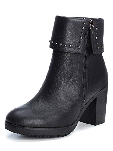 CARMELA Stiefelleten/Boots Damen, Farbe Schwarz, Marke, Modell Stiefelleten/Boots Damen 66987C Schwarz