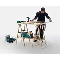 Wolfpack 05110500 - Caballete de madera 75 x 75 cm