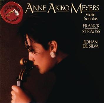 Strauss / Franck:  Sonatas For Violin & Piano