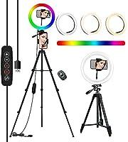 Ring Light di Coolhood per video perfetti