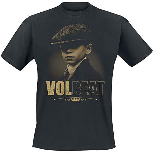 Volbeat Tracklist Männer T-Shirt schwarz S 100% Baumwolle Band-Merch, Bands, Nachhaltigkeit