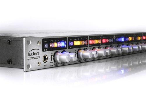 Audient asp880 amplificador de microfono