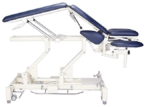 Affordable Mettler ME4700 Center Arching 7-Section Therapeutic Table