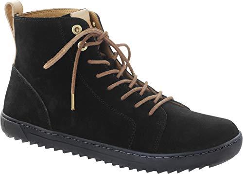 BIRKENSTOCK Bartlett Hi-Top Sneaker Black,41 EU Schmal,Black