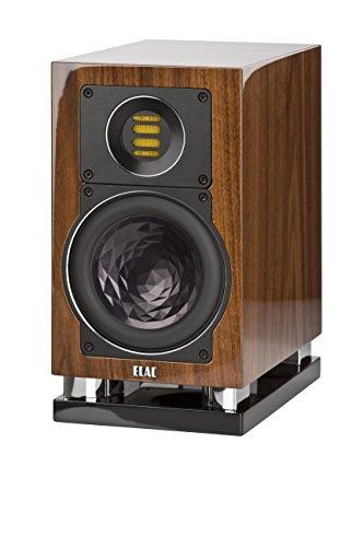 ELAC BS 403 Soundbar (1 Paar) Hochglanz walnuss braun