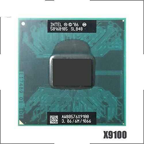 Intel Core 2 Extreme X9100 SLB48 SLGE7 3,0 GHz Dual-Core Dual-Thread CPU Prozessor 6M 44W Sockel P