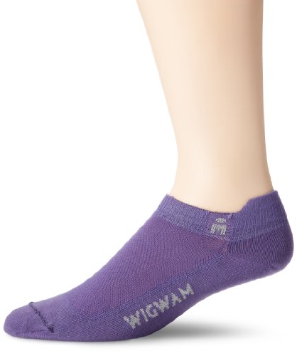 Wigwam Ironman Lightning Pro Low Cut Socke - Violett - Medium