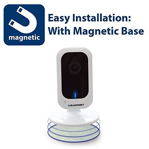Blaupunkt 4054512010176 VIO-H30 3MP Indoor Wi-Fi Kamera, H30, 1 Stück (1er Pack)