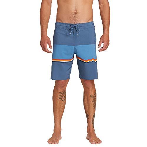 Volcom Herren Boardshorts 3 Quarta Stoney 19'' Boardshorts