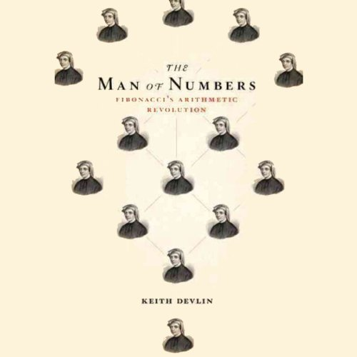 The Man of Numbers cover art