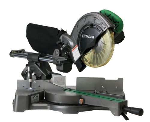 Hitachi C8FSE 9.2-Amp 8-1/2-Inch Sliding Compound Miter Saw