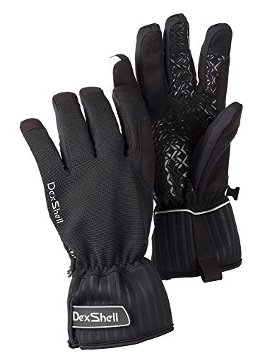 Dexshell wasserdichter Handschuh Ultra Shell Outdoor Gloves Schwarz (XL)
