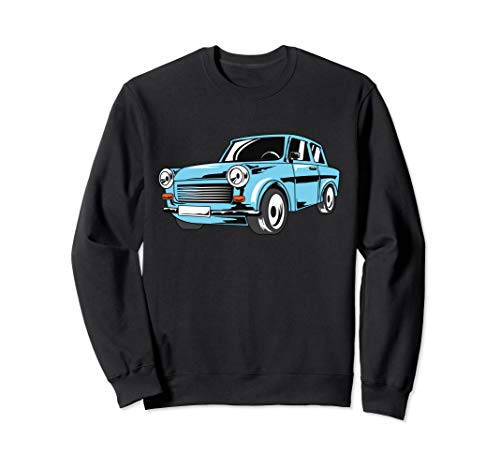 Trabant 601 T-Shirt Trabbi Trabi Sweatshirt
