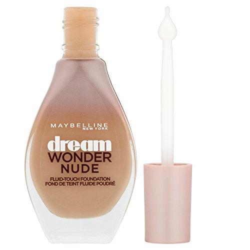 Maybelline New York Dream Wonder Nude - Fond de teint liquide - 48 beige ensoleillé