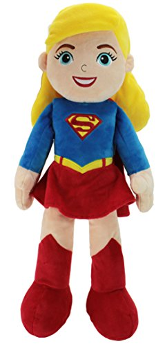 Animal Adventure   DC Comics Justice League   Supergirl   21' Collectible Plush, Red