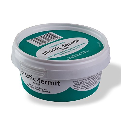 Fermit -  Plastic- weiß,