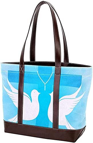 SpiceRack Umweltfreundliche Tasche für Mutter Frauen Mädchen Damen Student Einkaufstasche Handtaschen Leichte Riemen Umhängetaschen Katzennahrungsmittelgeschäft Geldbörse Einkaufen