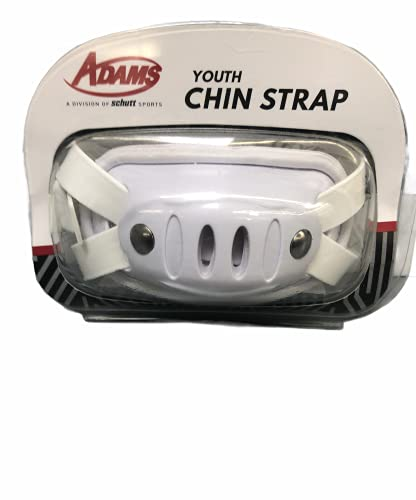 Adams Football Chinstrap, Youth white