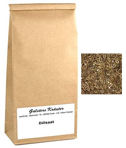 200g Dillsaat Dillsamen-Tee Dillfrüchte Dill Anethum | Galsters Kräuter