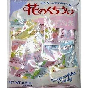 Kasugai - Flower's Kiss Candy 5.1oz (145g) (Pack of 2)