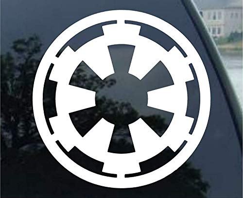 spdecals Star Galactic Empire Vinyl Decal Window Sticker