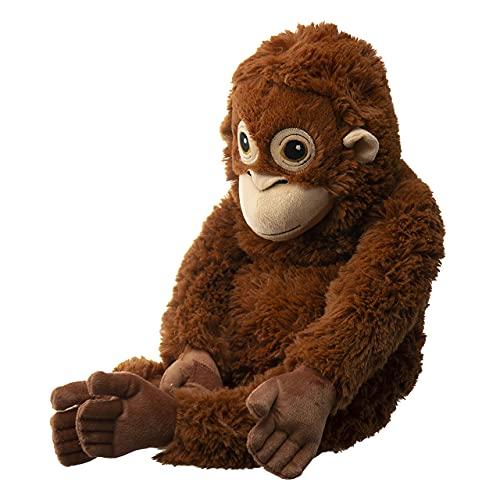 Ikea IKE-004.028.08 DJUNGELSKOG - Peluche a forma di scimmia, 66 cm