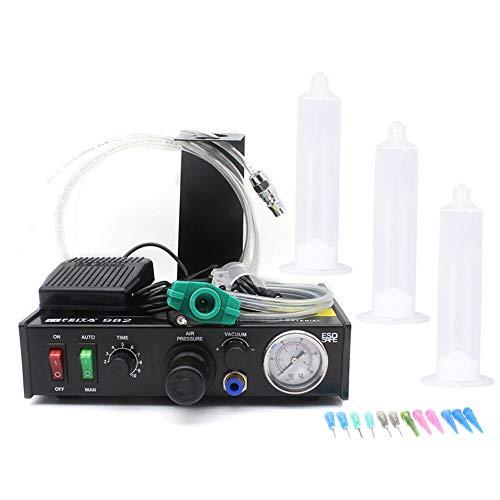 FEITA 982 Auto Glue Dispenser AC 110v Automatic Solder Paste Liquid Adhesive Controller Dropper Machine