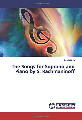 The Songs for Soprano and Piano by S. Rachmaninoff