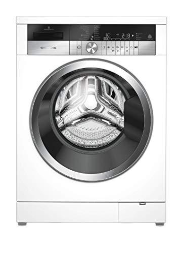 Grundig GWN 4940 HC Waschvollautomat - 75 Jahre Grundig/ 1400 U/min/LC-Display mit Sensortasten/MultiSense Programm/Silent Mode/A+++ (sogar 10% sparsamer als A+++)